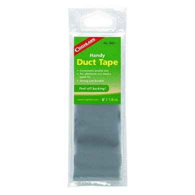 Coghlans Duct tape grijs