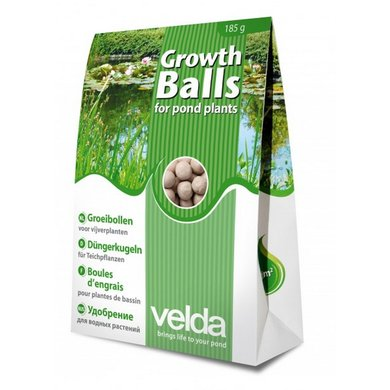 Velda Growth Balls Display