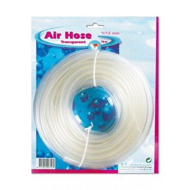 VT Air Hose transparent 9/12mm
