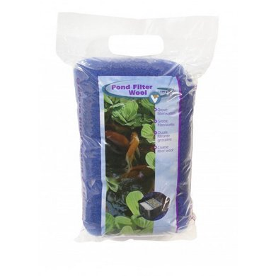 VT Pond Filter Wool blue 100g