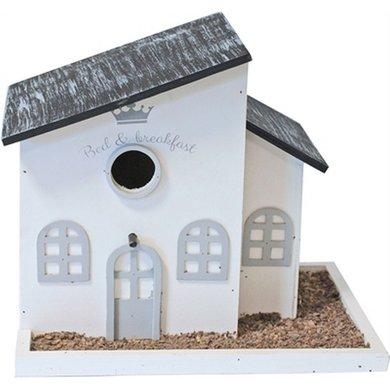 Boon Bird House Bed&Breakfast Grey/White