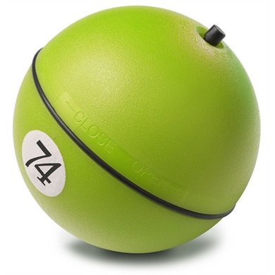D&d Adventure Hond/Kat Magic Bal Lime 8cm