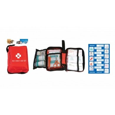 Pet First Aid Kit 61-DELIG