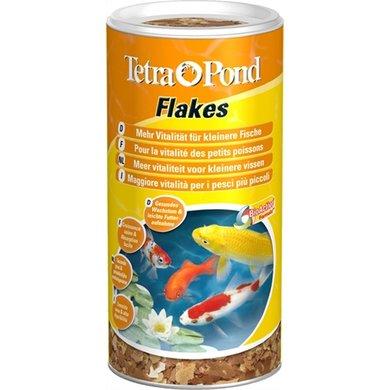 Tetra Pond Flakes 1ltr