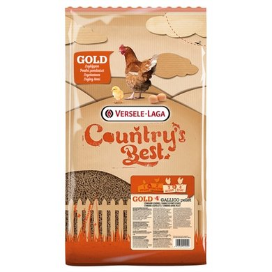 Versele-laga Countrys Best Gold 4 Gallico Pelletl 5kg
