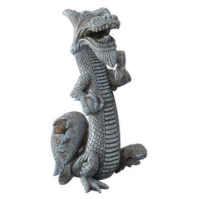 Aqua Della Aquarium Ornament Balinese Dragon 11x13x21cm