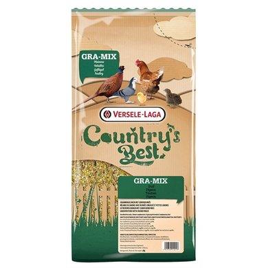 Versele-laga Country Bestgra-mix (sier)duif Gebro 4kg