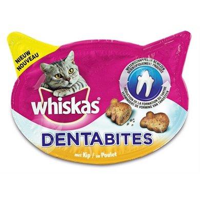 Whiskas dentabites 50gr 8st