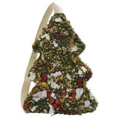 Naturals Festive Fruit Kerstboom Knaagdier Snack 11.5cm
