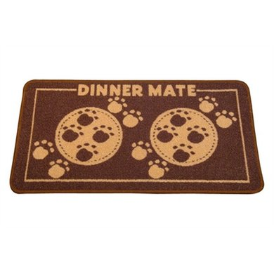 Pet Rebellion Voermat Dinner Mate Bruin 60x40cm