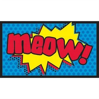 Pet Rebellion Voermat Meow 60x40cm
