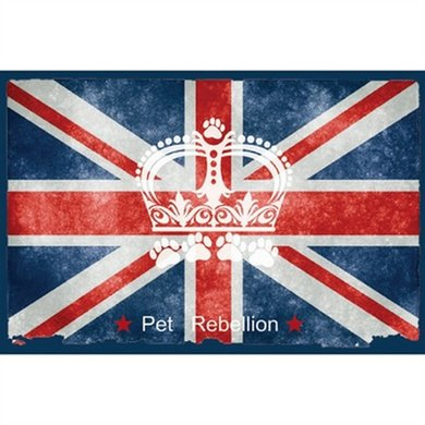 Pet Rebellion Boot Mate Union Jack 100x67cm