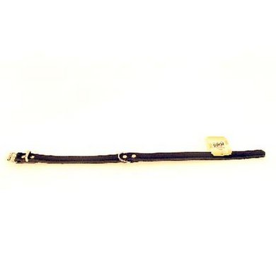 Adori Halsband Softleder Bruin 30x1,2cm
