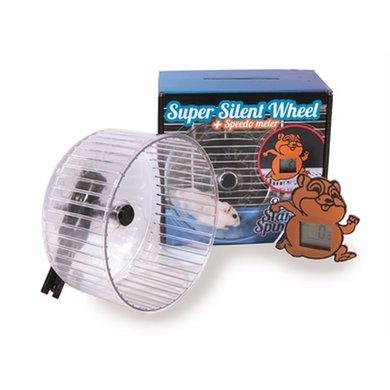 Super Stille Hamstermolen Met Snelheidsmeter