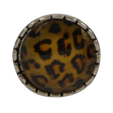Button Panterprint Diam 1.5cm
