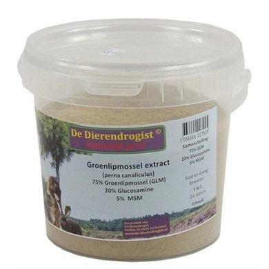 Voedingssupplementen Glm Msm Glucosamine 400 Gr