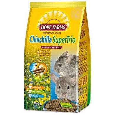 Hope Farms Chinchilla Supertrio 1kg