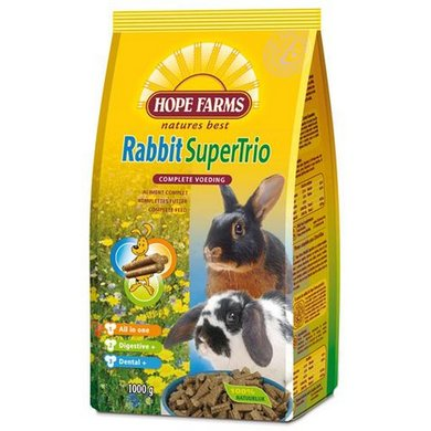 Hope Farms Rabbit Supertrio 1kg
