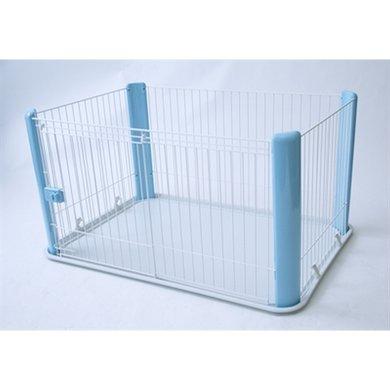 Puppyren Blauw 113x79x61cm