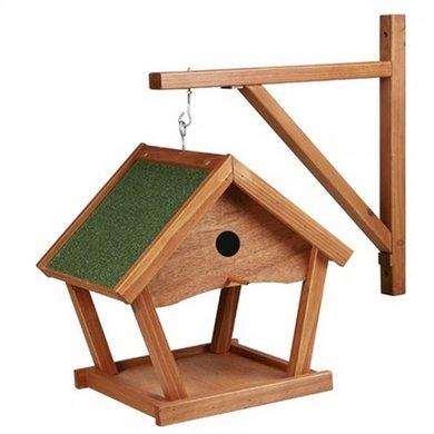 Vogel/Voederhuis Tjorn Voor Balkon/Tuin 5kg
