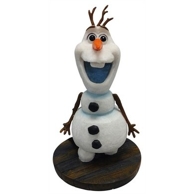 Disney Frozen Aquarium Ornament Olaf 14cm