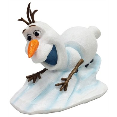 Disney Frozen Aquarium Ornament Glijdende Olaf 11cm