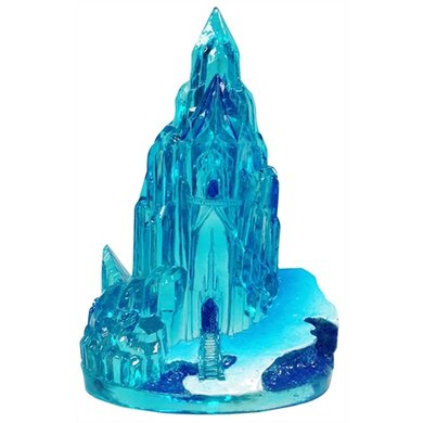 Disney Frozen Aquarium Ornament Ijs Kasteel 13cm