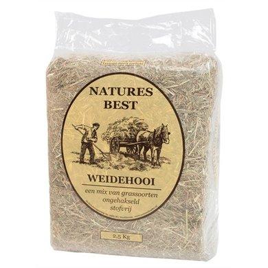 Natures Best Weidehooi Bodembedekking 2.5kg