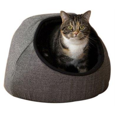 Rosewood Kattenmand Tweed Grijs 40cm