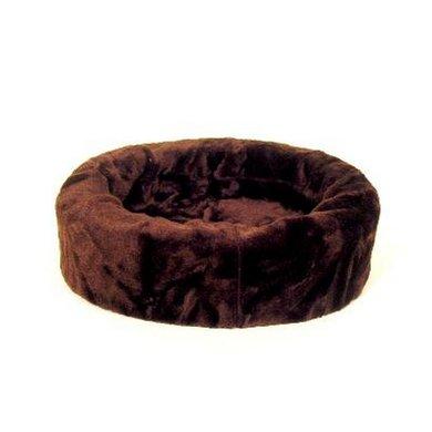 Petcomfort Fur Basket Brown