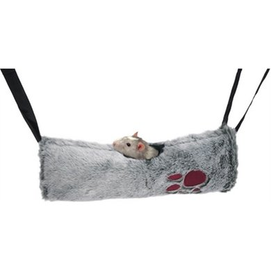 Snuggles 2 In 1 Hangmat/Tunnel Knaagdier 38x36cm