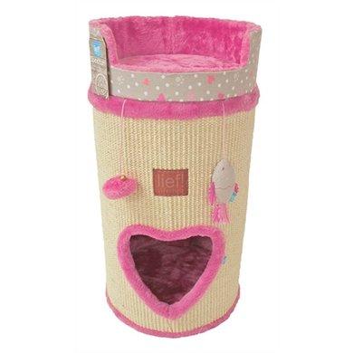 Lief! Krabton Girls Beige/roze 61x31.5x31.5cm