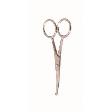 Tools-2-groom Potenschaar Gebogen Afgeronde Punt 4.5 11.5cm