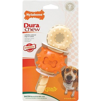 Nylabone Durable Chew Double Action Revolving End M 15x6x6cm
