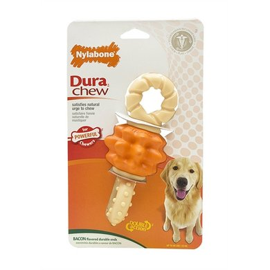 Nylabone Durable Chew Double Action Revolv End L 18x7.5x7cm