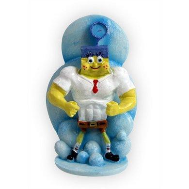 Ornament Spongebob Pumped Up