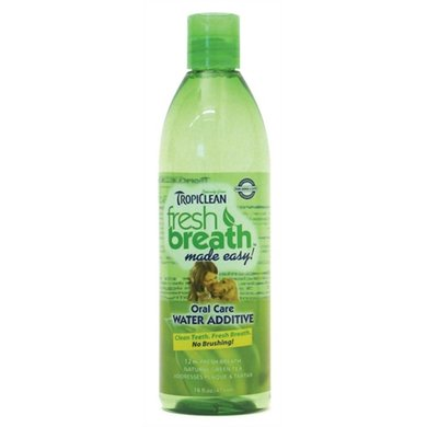 Tropiclean Fresh Breath Oral Care Water Additive 473ml