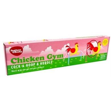 Kippenspeeltje Chicken Gym Hoepel En Horde