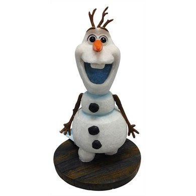 Disney Frozen Mini Olaf Staand Aquarium Ornament 5.75cm