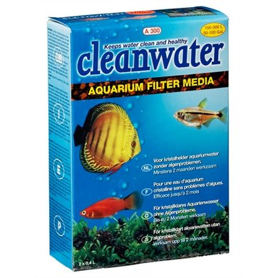 Cleanwater Filterkorrels 2x40ml