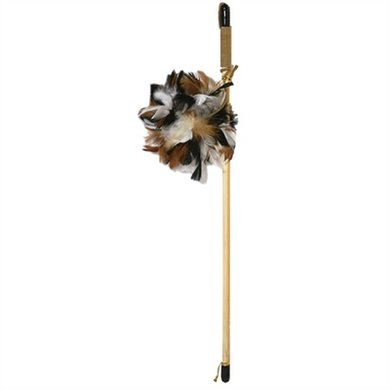 Jolly Moggy Natural Wild Kattenhengel Feather 106cm