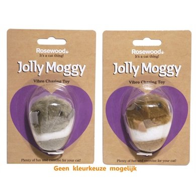 Jolly Moggy Vibro Muis Vibrerend Assorti