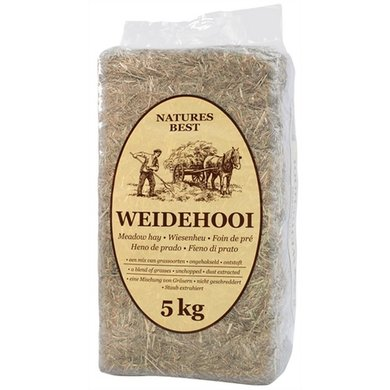 Natures Best Weidehooi Bodembedekking 5kg