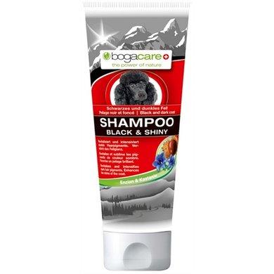 Bogacare Shampoo Black  Shiny Voor Donkere Vacht 200ml
