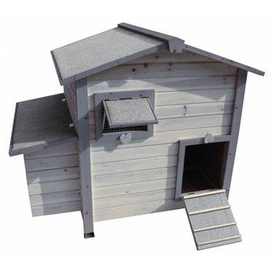 Karlie Kippenhok Happy Hen Cottage 118x86.5x97.5cm