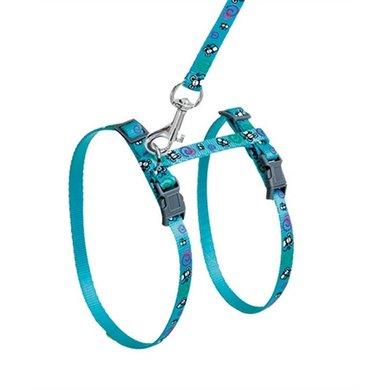 Karlie Art Sp Muizentuig Met Lijn Turquoise 10 Mm