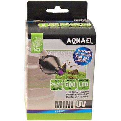 Aquael Mini Uv Lamp Uv-c 0.5 Watt