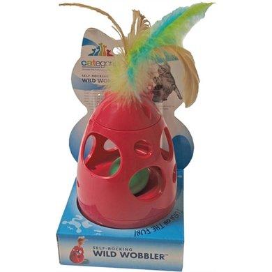 Categories Kat Speelgoed Wild Wobbler Met Batte