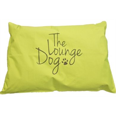 Ligkussen Waterproof Loungedog Lime 100x70cm