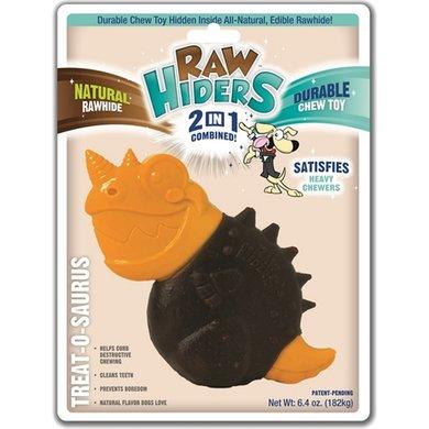 Rawhiders Hondspeelgoed Treat-o-saurus